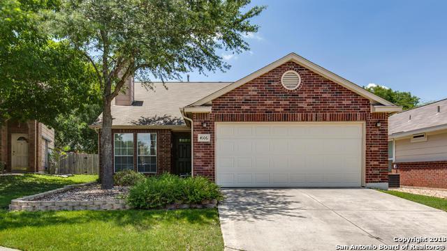 4106 Blairwood, San Antonio, TX 78247 (MLS #1331061) :: Alexis Weigand Real Estate Group