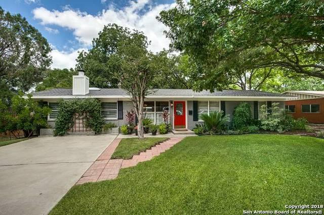 81 Camellia Way, San Antonio, TX 78209 (MLS #1331302) :: NewHomePrograms.com LLC