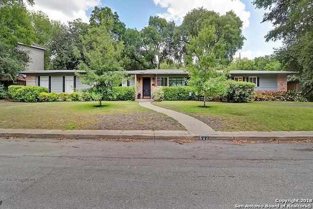 602 Alamo Heights Blvd, Alamo Heights, TX 78209 (MLS #1331345) :: The Castillo Group