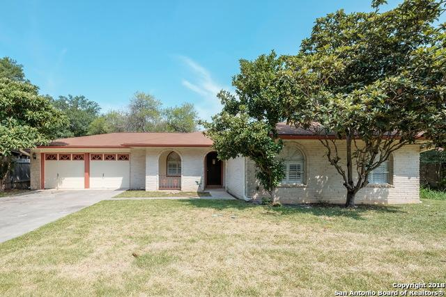 13911 Brays Forest, San Antonio, TX 78217 (MLS #1331350) :: Alexis Weigand Real Estate Group
