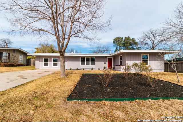 359 Rexford Dr, San Antonio, TX 78216 (MLS #1331355) :: Alexis Weigand Real Estate Group