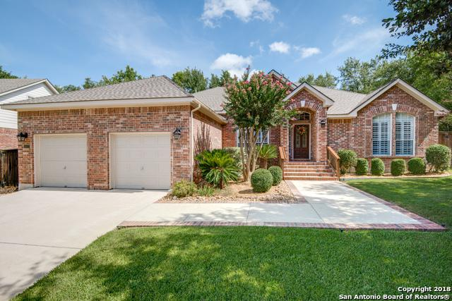 2607 Rogers Bluff, San Antonio, TX 78258 (MLS #1331430) :: The Castillo Group
