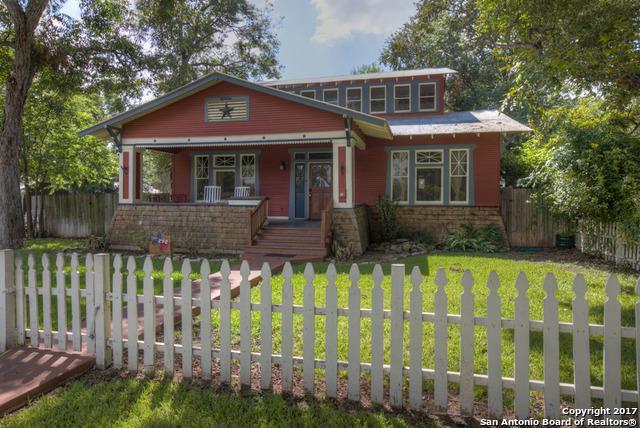 292 S Gilbert Ave, New Braunfels, TX 78130 (MLS #1331444) :: Exquisite Properties, LLC