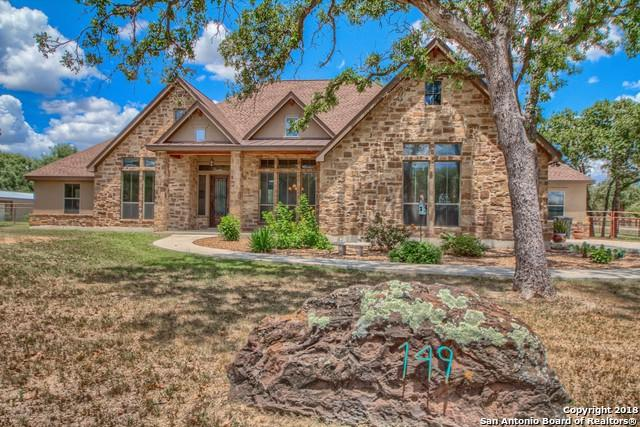 149 Copper Creek Dr, La Vernia, TX 78121 (MLS #1331472) :: Alexis Weigand Real Estate Group