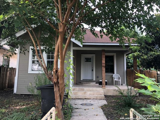 1024 Dawson St, San Antonio, TX 78202 (MLS #1331587) :: Exquisite Properties, LLC