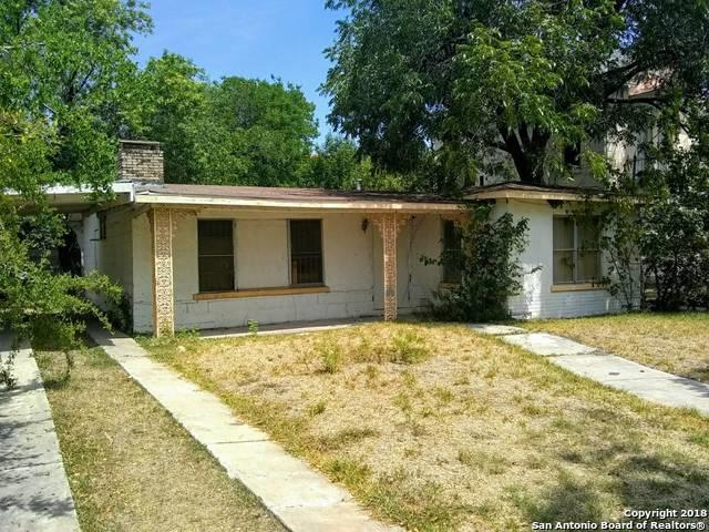 603 W Euclid Ave, San Antonio, TX 78212 (MLS #1331607) :: Alexis Weigand Real Estate Group
