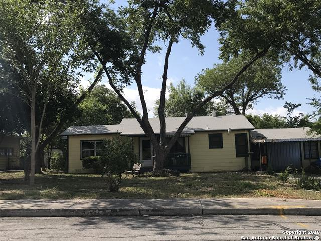 216 Altgelt Ave, Balcones Heights, TX 78201 (MLS #1331644) :: Ultimate Real Estate Services