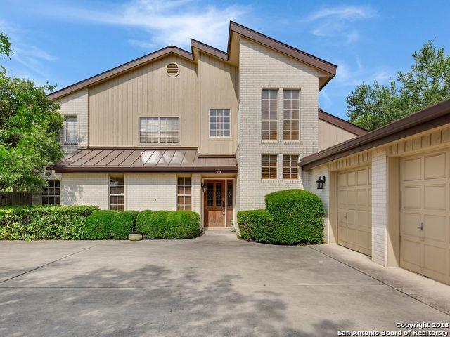 78 Granburg Circle, San Antonio, TX 78218 (MLS #1331717) :: Alexis Weigand Real Estate Group