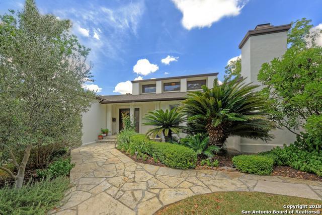 117 Canterbury Hill St, Terrell Hills, TX 78209 (MLS #1331806) :: Exquisite Properties, LLC