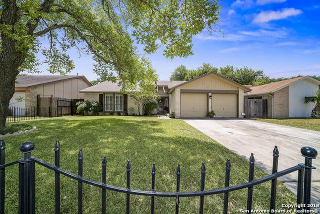2834 Burning Log St, San Antonio, TX 78247 (MLS #1331817) :: Exquisite Properties, LLC