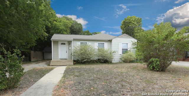 526 N Meadowlane Dr, San Antonio, TX 78209 (MLS #1331837) :: Exquisite Properties, LLC