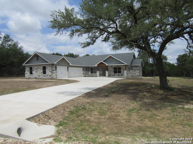 105 La Rosa Dr, Blanco, TX 78606 (MLS #1331891) :: Alexis Weigand Real Estate Group