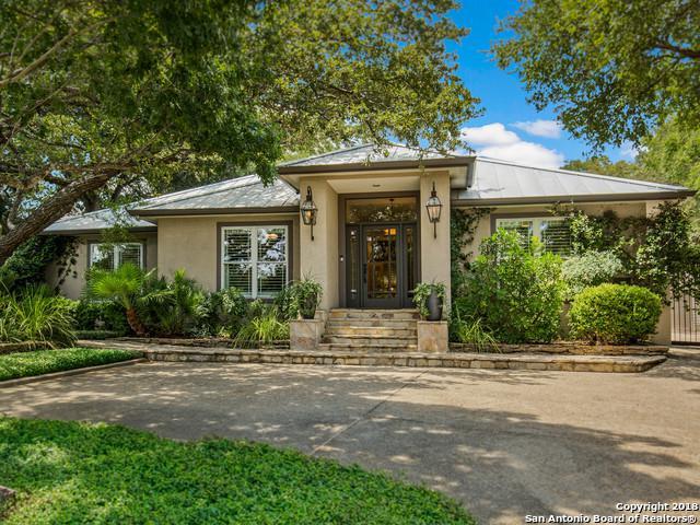 417 E Mandalay Drive, San Antonio, TX 78212 (MLS #1331894) :: Vivid Realty