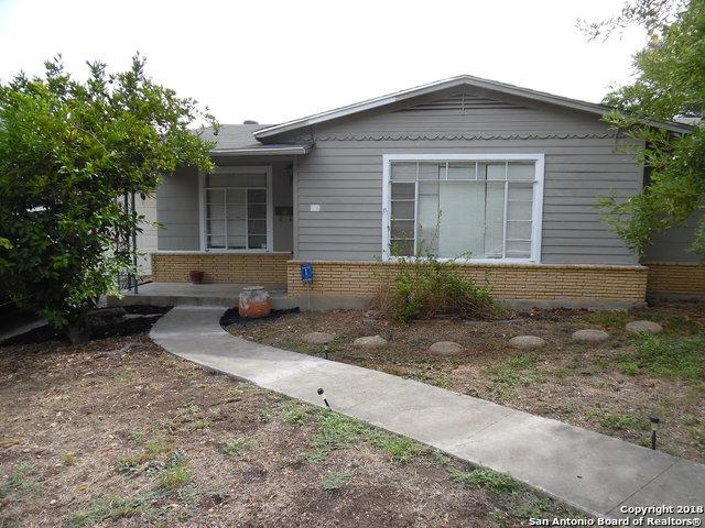 567 Byrnes Dr, San Antonio, TX 78209 (MLS #1331947) :: Alexis Weigand Real Estate Group