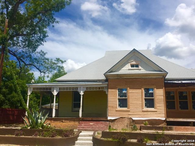 1201 E Crockett St, San Antonio, TX 78202 (MLS #1331984) :: Exquisite Properties, LLC