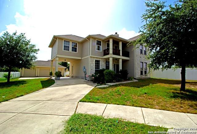 540 Brook Shadow, Cibolo, TX 78108 (MLS #1332334) :: Exquisite Properties, LLC