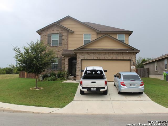 2417 York Bend, San Antonio, TX 78245 (MLS #1332342) :: The Castillo Group