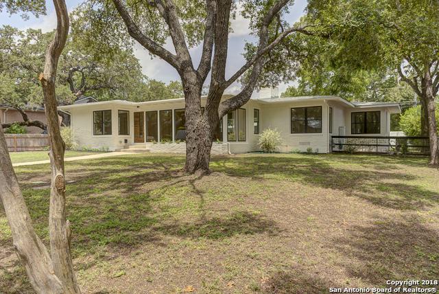 123 Oakleaf Dr, San Antonio, TX 78209 (MLS #1332365) :: Vivid Realty
