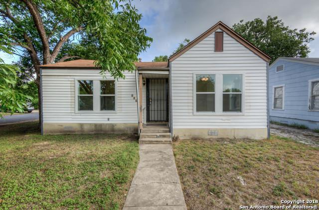 203 Astor St, San Antonio, TX 78210 (MLS #1332493) :: The Castillo Group
