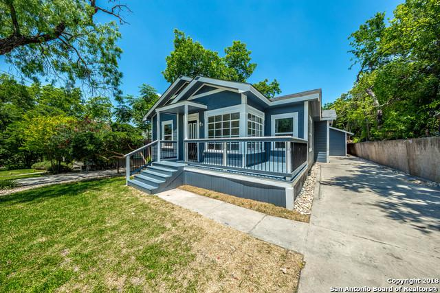 111 Inslee Ave, San Antonio, TX 78209 (MLS #1332533) :: The Castillo Group