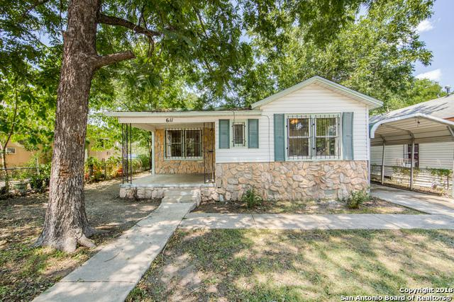 611 Potomac, San Antonio, TX 78202 (MLS #1332548) :: Ultimate Real Estate Services