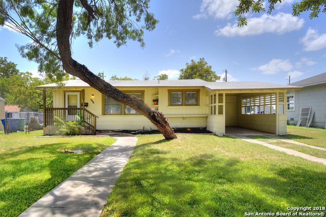 566 Thorain Blvd, San Antonio, TX 78212 (MLS #1332612) :: Alexis Weigand Real Estate Group