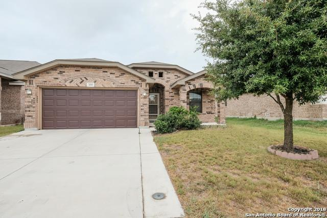 3847 Bogie Way, Converse, TX 78109 (MLS #1332696) :: Alexis Weigand Real Estate Group