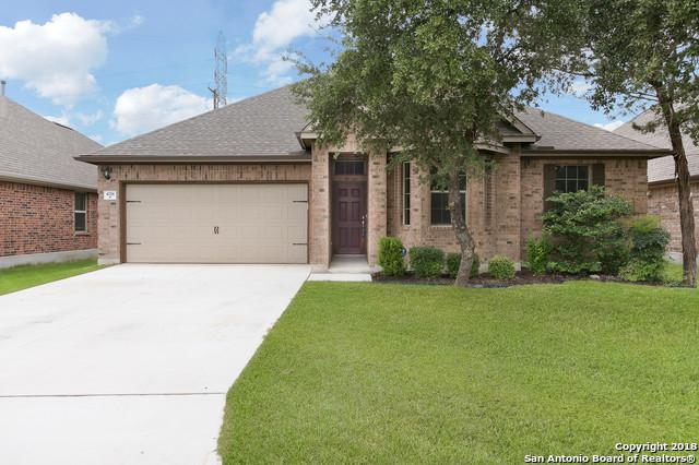 4718 Segovia Way, San Antonio, TX 78253 (MLS #1332810) :: NewHomePrograms.com LLC