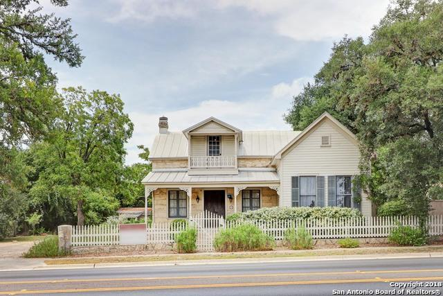 508 N Main St, Boerne, TX 78006 (MLS #1332914) :: Alexis Weigand Real Estate Group