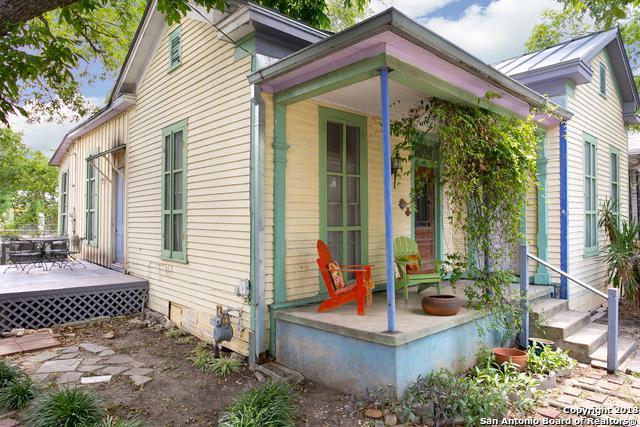 108 San Arturo St, San Antonio, TX 78210 (MLS #1333088) :: The Castillo Group