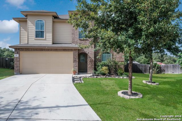 283 Reeves Garden, San Antonio, TX 78253 (MLS #1333151) :: The Castillo Group