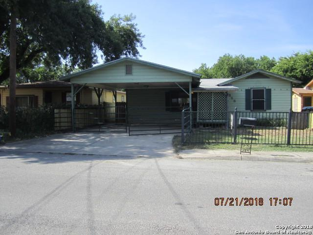 323 Riverdale Dr, San Antonio, TX 78228 (MLS #1333179) :: ForSaleSanAntonioHomes.com