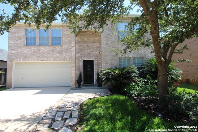 18714 Creekside Pass, San Antonio, TX 78259 (MLS #1333279) :: Alexis Weigand Real Estate Group
