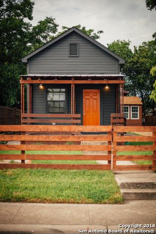 2119 Wyoming St, San Antonio, TX 78203 (MLS #1333349) :: Alexis Weigand Real Estate Group