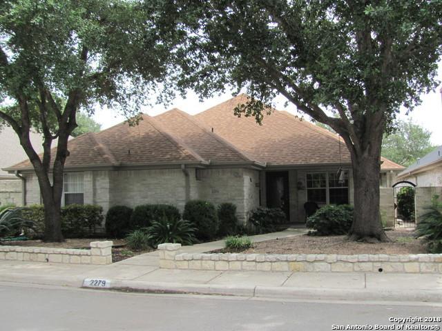 2279 Kensington Way, New Braunfels, TX 78130 (MLS #1333416) :: Alexis Weigand Real Estate Group