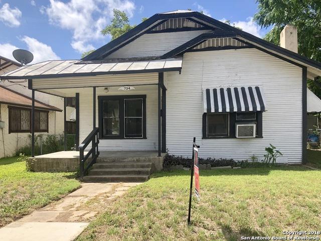 734 W Theo Ave, San Antonio, TX 78225 (MLS #1333471) :: The Castillo Group