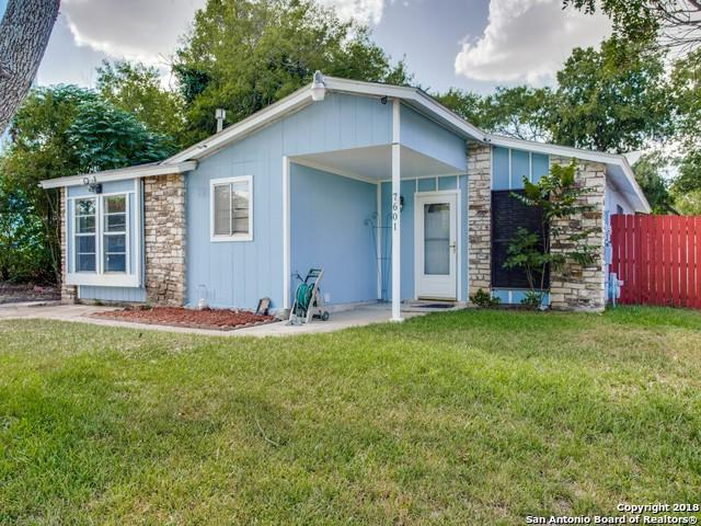 7601 Marigold Trace St, Live Oak, TX 78233 (MLS #1333498) :: Ultimate Real Estate Services
