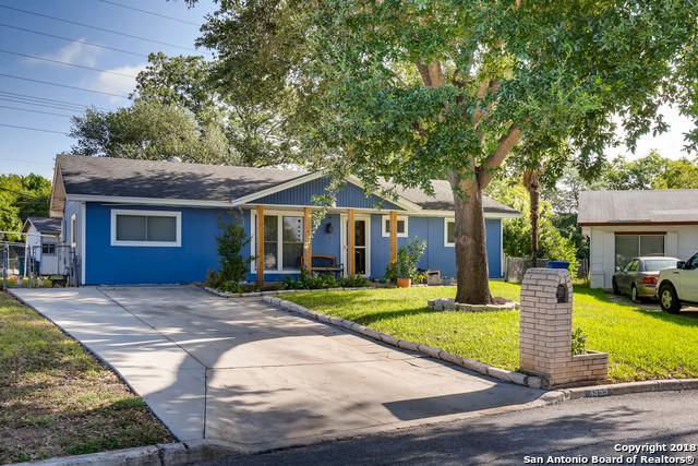 4555 Longvale Dr, San Antonio, TX 78217 (MLS #1333551) :: The Castillo Group