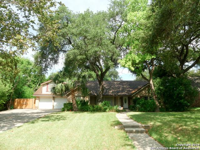 101 Briarcliff Dr, San Antonio, TX 78213 (MLS #1333576) :: Ultimate Real Estate Services