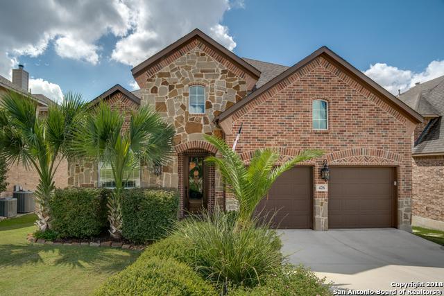 426 White Canyon, San Antonio, TX 78260 (MLS #1333711) :: Alexis Weigand Real Estate Group