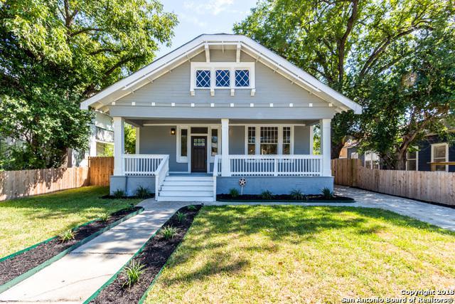 1136 W French Pl, San Antonio, TX 78201 (MLS #1333856) :: Alexis Weigand Real Estate Group