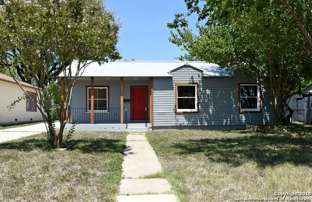 535 W Mariposa Dr, San Antonio, TX 78212 (MLS #1333935) :: Alexis Weigand Real Estate Group