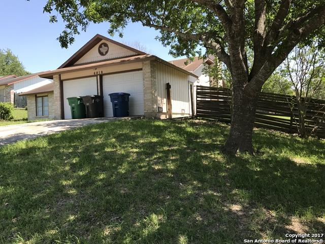 6818 Hillside Bluff, San Antonio, TX 78233 (MLS #1334112) :: Alexis Weigand Real Estate Group