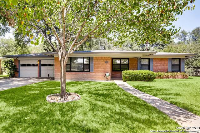 331 Laramie Dr, San Antonio, TX 78209 (MLS #1334192) :: Alexis Weigand Real Estate Group