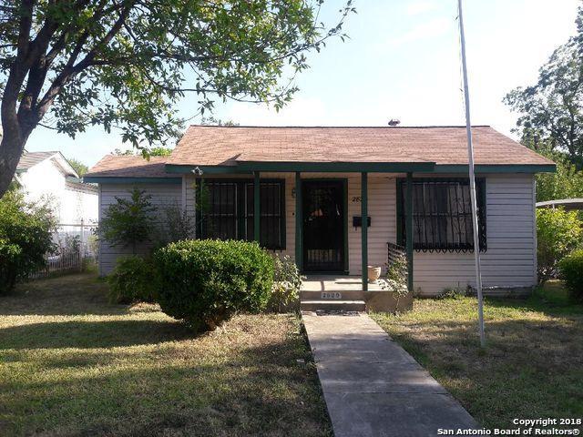 2829 W Mistletoe Ave, San Antonio, TX 78228 (MLS #1334235) :: Alexis Weigand Real Estate Group