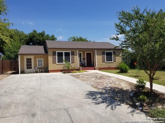 559 W Wildwood Dr, San Antonio, TX 78212 (MLS #1334238) :: Alexis Weigand Real Estate Group