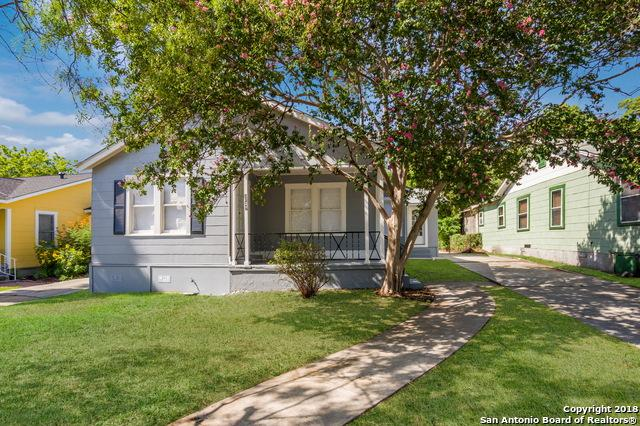 2047 W Woodlawn Ave, San Antonio, TX 78201 (MLS #1334482) :: Alexis Weigand Real Estate Group
