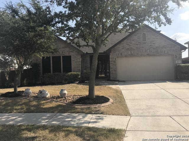 817 Crenshaw Ct, Cibolo, TX 78108 (MLS #1334544) :: Alexis Weigand Real Estate Group