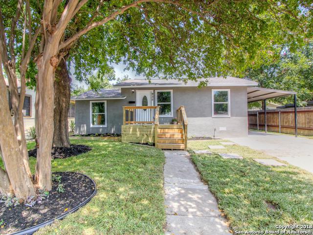 935 W Hermosa Dr, San Antonio, TX 78201 (MLS #1334578) :: Alexis Weigand Real Estate Group