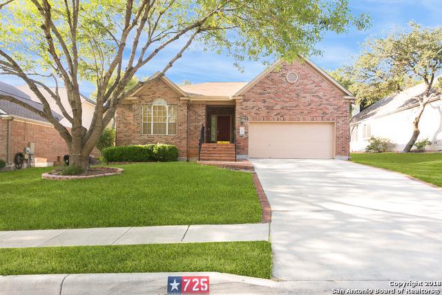 725 Twin Branch, Schertz, TX 78154 (MLS #1335005) :: Exquisite Properties, LLC
